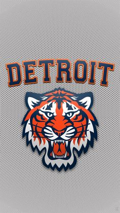 Check out our massive range of Detroit Tigers merchandise! Detroit Logo, Detroit Sports, Detroit Tigers Baseball, Nfl Sports, Sports Teams, Pittsburgh Steelers, Baseball Vector, Baseball Banner, Baseball Anime
