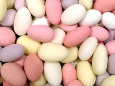 Sugared almonds. from weddings to baptisms to celebrations -- remembering the sweet and bitter moments of life.
