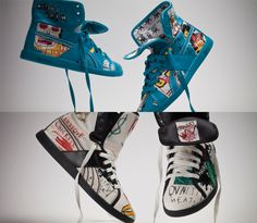 REEBOK basquiat honoring a classic with classics.