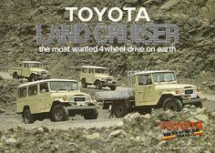 Land Cruisers