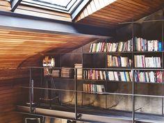 Квартира в стиле лофт для холостяка из Стамбула