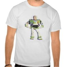 Toy Story's Buzz Lightyear T Shirt