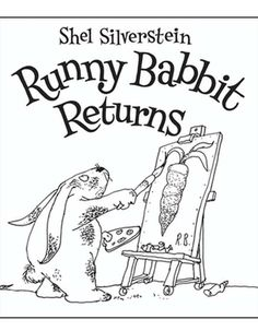 649 best videos images in 2019 movies shel silverstein books for 1971 Mustang Pro Street runny babbit returns a collection of 41 never before published poems and drawings features runny and other woodland characters who speak a topsy turvy