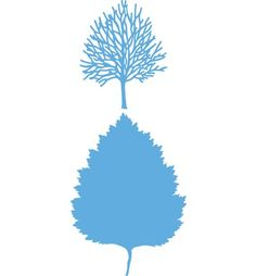 Scrapbookdepot - Marianne Design Creatable Tiny's tree and leaf
