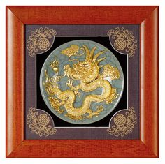 Dragon Mainstream Sculpture-frame
