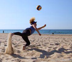 April Ross: #Goals | AVP Beach Volleyball