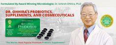 Dr. Ohhira Probiotics | On Sale | Probiotics Supplements | Probiotic Soap | Probiotics Oils | Buy Probiotics From Dr. Ohhira Probiotics/Best deal: mynaturalmarket.com