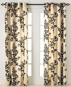 "Miller Curtains Simsbury 50"" x 84\"" Panel"