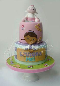 Dra brinquedos Festa do bolo
