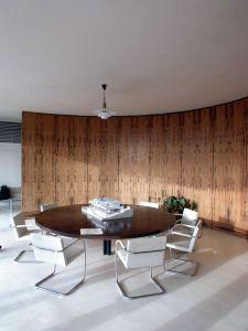 Bauhaus Stil - Villa Tugendthat - Entwurf und Ausstattung von Mies van der Rohe
