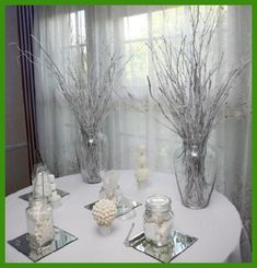 Windus Room - Impact with color Sowcase- Winter Wonderland theme Winter Wonderland Theme, Winter Wonderland Christmas, Winter Theme, Winter Wonderland Centerpieces, Winter Centerpieces, New York Christmas, White Christmas, Christmas Holiday, Chandelier En Argent