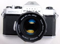 ♥ ♥ Kamera Pentax Spotmatic  2 ♥ ♥ von Manus-Engel-und-Co auf DaWanda.com