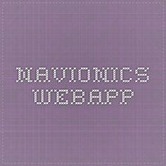 Navionics Webapp