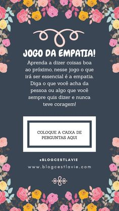 Siga: www.instagram.com/blogcestlavie Youtube Subscribers, Ice Breakers, Story Template, Orange Is The New Black, Insta Story, New Years Eve Party, Instagram Story, More Fun, This Or That Questions