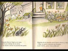 HARRY, EL PERRITO SUCIO, cuento escrito en 1956 por Gene Zion e ilustrado por Margaret Bloy Graham.