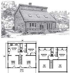 2 bed 2 bath 2 levels 1618 square feet bring your for Southern exposure house plans