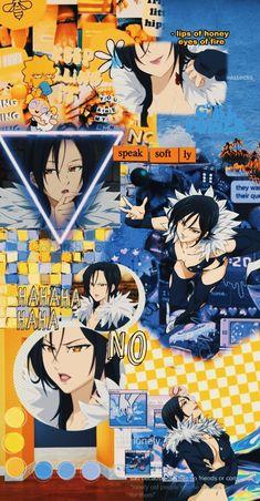 Anime Wallpaper Phone, Cool Anime Wallpapers, Animes Wallpapers, Seven Deadly Sins Anime, 7 Deadly Sins, Anime Kawaii, Anime Chibi, Anime Love, Anime Guys
