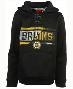 f2b9b4507 Reebok Nhl Boston Bruins Hockey Hoodie