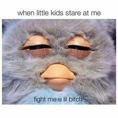 Lol fight me