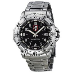 Luminox: SEAL-Grade Watches For Every Day - Larsen Watch Women's Silver-Tone, $429, now featured on Fab.