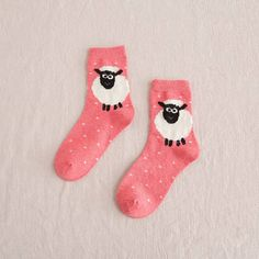 New Cute Women Funny Animal 3D Sheep Harajuku Cheap Cartoon Ankle Sock Winter Alpaca Funky Cotton Thick Warm Vivid In Tube Socks-in Socks from Women's Clothing & Accessories on Aliexpress.com | Alibaba Group