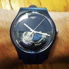 #Swatch BLUE DEPTH http://swat.ch/1pemee2