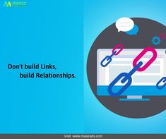 Don't build links, build relationships.. Maaz Software Solutions Visit: www.maazads.com | Email: maazsofts@gmail.com  #socialmedia #marketing #urlstructure #linkbuilding #SEO #SMO #Paidcampaigns #organicresults #searchengineoptimization #socialmediamarketing #promotion #maazsoftwaresolutions Social Media Marketing, Digital Marketing, S Mo, Search Engine Optimization, Hyderabad, Promotion, Relationships, Software, Building