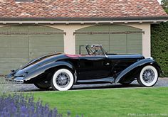 1938 Brandone Talbot-Lago T120 Roadster