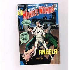 "WONDER WOMAN (v1) #193 Grade 8.0 Bronze Age DC! Beloved ""Angela"" story!  http://www.ebay.com/itm/WONDER-WOMAN-v1-193-Grade-8-0-Bronze-Age-DC-Beloved-Angela-story-/301715272476?roken=cUgayN&soutkn=BEBfoj"