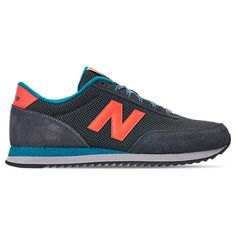 0541cf1e1fd153 New Balance Men s 501 Casual Sneakers from Finish Line - Finish Line  Athletic Shoes - Men - Macy s