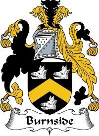 Burnside Coat of Arms / Burnside Family Crest