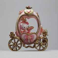 Hello Kitty Fabergé Egg