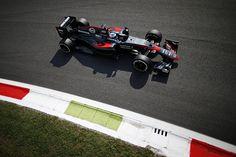 Fernando Alonso McLaren - Honda Monza 2015