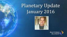 Planetary Update - January 2016