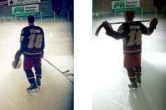 Hockey…Minnesota Group Senior Session | Senior Style Guide