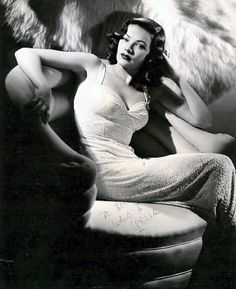 """"""" """"I do not recall spending long hours in front of a mirror loving my reflection."""" Gene Tierney by George Hurrell, """" Old Hollywood Stars, Hollywood Icons, Old Hollywood Glamour, Golden Age Of Hollywood, Vintage Glamour, Vintage Hollywood, Hollywood Actresses, Classic Hollywood, Actors & Actresses"""