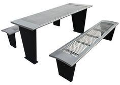 Sunperk Site Furnishings, Commercial Picnic Table SPP-302