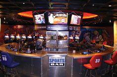 Own a sports bar!