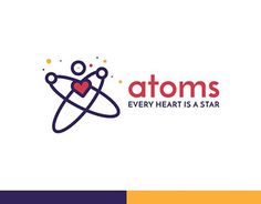 """Check out new work on my @Behance portfolio: """"Atoms"""" http://be.net/gallery/40531423/Atoms"""
