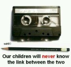80s..so true.
