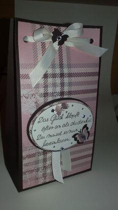 Verpackung für eine Tüte Haribo