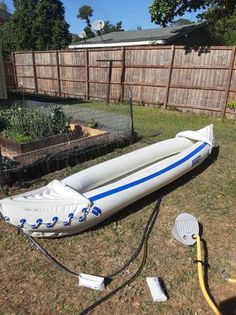 Y'all need a sweet Sea Eagle Kayak deal? Check out our listing on Craigslist! #kayakforsale #seaeagle #seaeagle370 #kayak