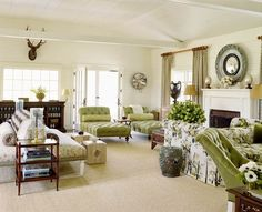 The Peak of Chic®: Markham Roberts: Decorating the Way I See It