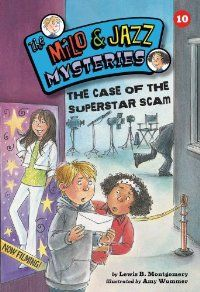 The Case of the Superstar Scam by Lewis B. Montgomery, a Mysterious Review.