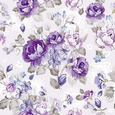 Papel de Parede Autocolante - Floral 109278941