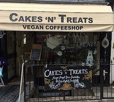 Camden Cakes 'n' Treats Vegan Cafe - veggies.co.uk