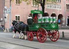 Heineken, Amsterdam.