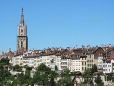 Bern, Switzerland ...  aare, ancient, arc, arch, architecture, bern, block, brick, canal, capital, center, city, europe, european, historical, house, landmark, mediaeval, medieval, old, panorama, panoramic, paved, pavement, retro, riverside, roof, row, stone, street, swiss, switzerland, tile, tiled, top, town, traditional, view, vintage