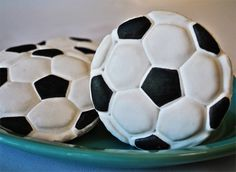 What a fun cookie cutter for post-soccer games!