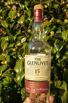 001 - The Glenlivet 15yo French Oak Reserve